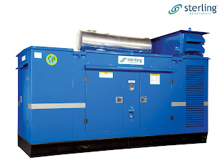 Power Situation in India, and how gensets will play a role in 'Make in India'.