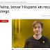 Το αφιέρωμα της «Marca» για τη μεταγραφή του Ρέινα στην ΑΕΚ και η αναφορά στην ισπανική... παροικία της ομάδας