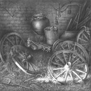 Грузинский художник. Гурам Доленджашвили