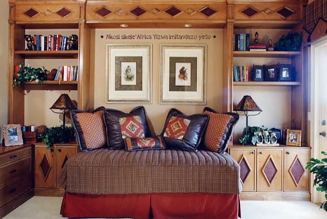 décoration style africain