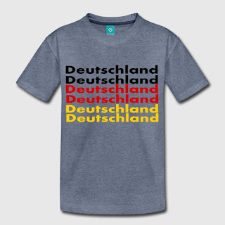 T-Shirt Sprüche Schriftzug Symbole Zeichen Flagge Deutschland Schriftzug KaiAusDerKiste Design T Shirt bedrucken T Shirts selbst gestalten für Kinder Erwachsene und Vereine