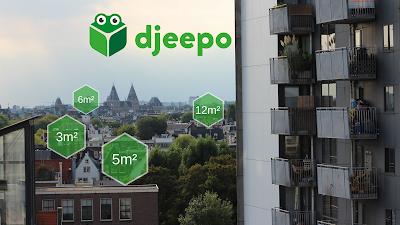 Djeepo Amsterdam Storage