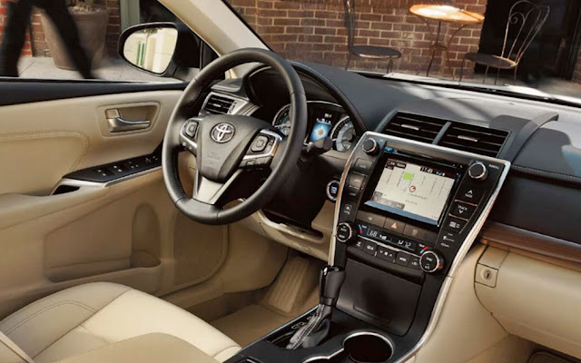 2018 Toyota Camry Review, Release Date And Price