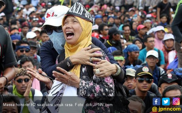 Honorer K2: Harapan Sirna, Kami Sakit Hati