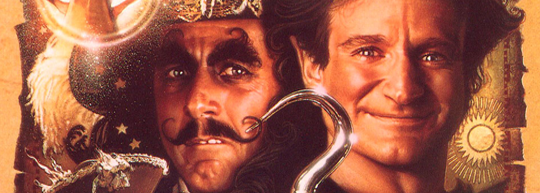Hook, el Capitán Garfio, de Steven Spielberg y Terry Brooks - Cine de Escritor