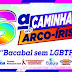 """""""BACABAL SEM LGBTFOBIA""""!!! DAQUI A POUCO ACONTECERÁ A 6ª CAMINHADA DO ARCO ÍRIS"""