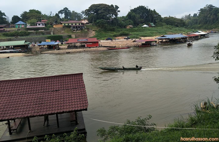 Jeti untuk ke Lubuk Tenor, Taman Negara Pahang