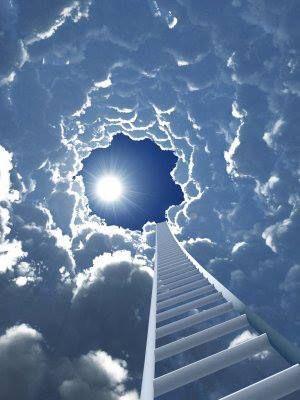 grimper les échelons en état modifié de conscience pour atteindre l'illumination