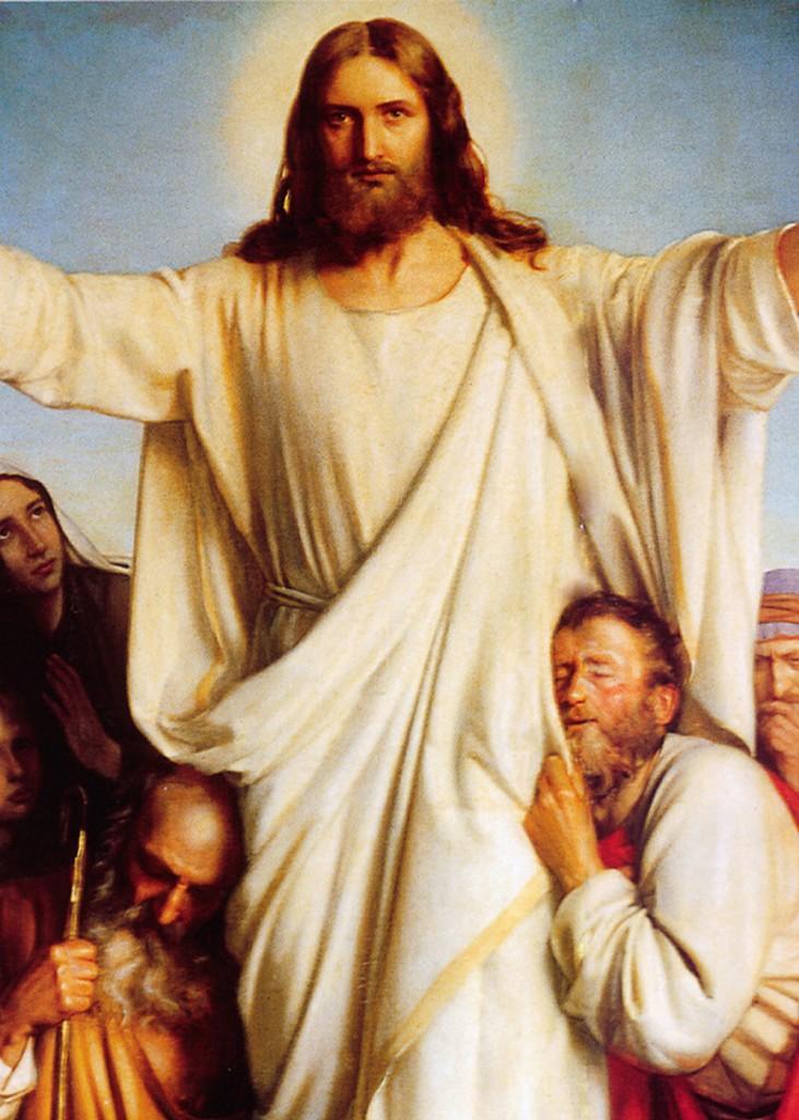 большая картинка иисуса христа захватывающие