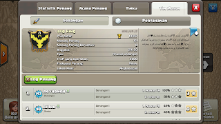 Clan TARAKAN 2 vs afg king, TARAKAN 2 Win