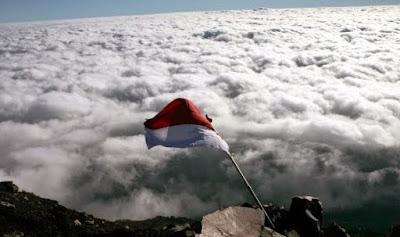 Jalur Pendakian Gunung Slamet Via Baturaden