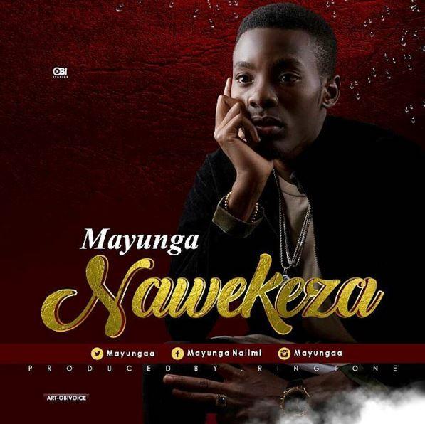 Mayunga - Nawekeza (Moyo Wangu Na Wekeza).