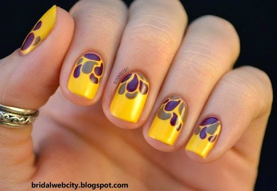 Nail Polish Colors and Trends Designs ideas