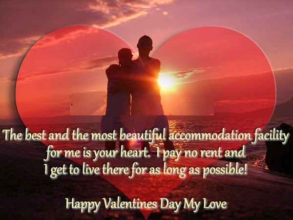 Valentine's Day Romantic Wishes For Husband