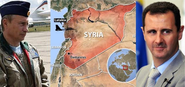 Οι νέοι κανόνες εμπλοκής της Ρωσίας στη Συρία αλλάζουν τη γεωπολιτική σκακιέρα