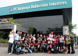 Lowongan Kerja Terbaru di Cileungsi Bogor PT Suryaraya Rubberindo Industries (PT SRI)