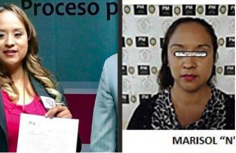 QUERÍA SER GOBERNADORA DE VERACRUZ LA DETIENEN por SECUESTRO a ASPIRANTE INDEPENDIENTE