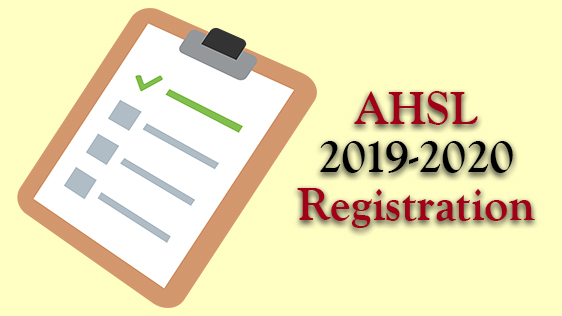 2019-2020 Early Registration