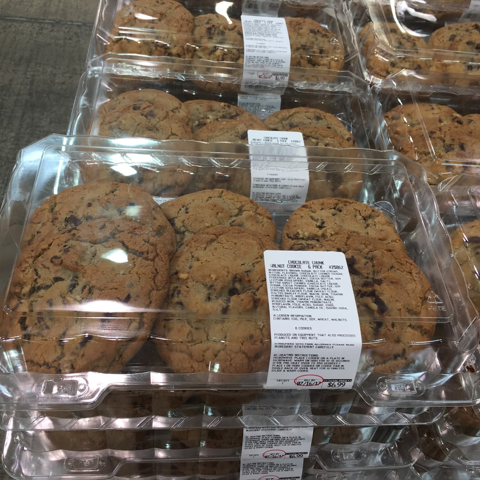 The Costco Connoisseur Celebrate National Chocolate Chip Cookie Day