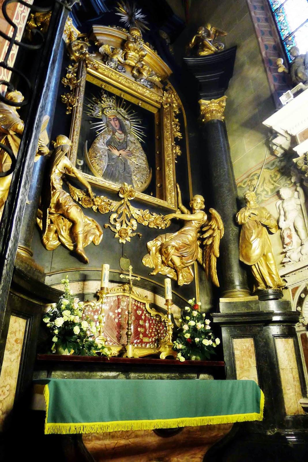 St. Mary's Basilica Chapels