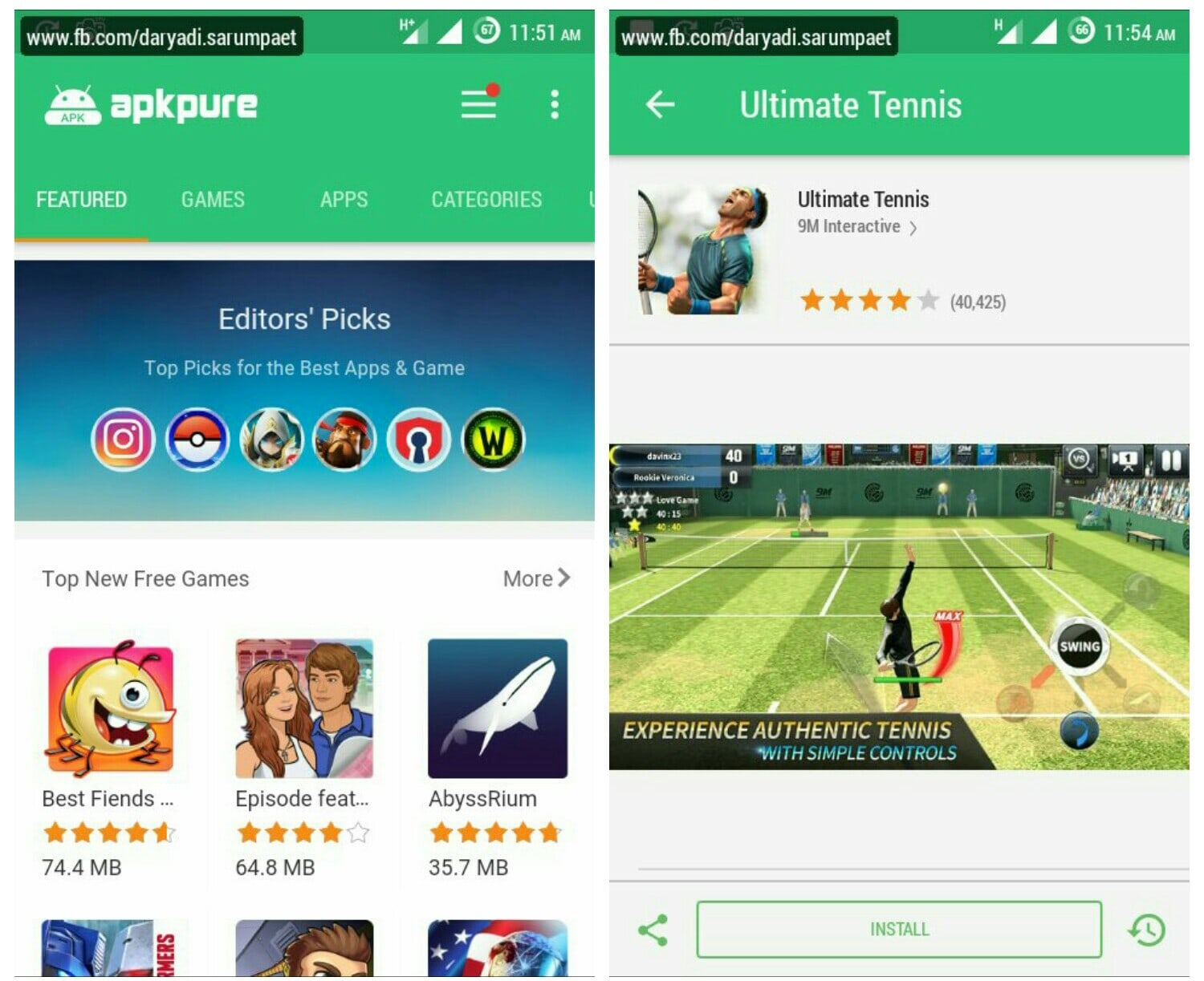 4 Top Free Android App Market / APK Downloader - Your Play