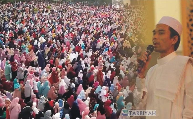 pujian Ustadz Abdul Somad untuk Aher