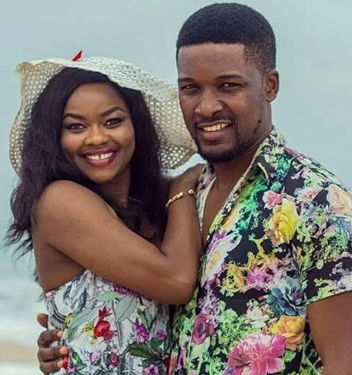 kehinde bankole is engaged wole ojo