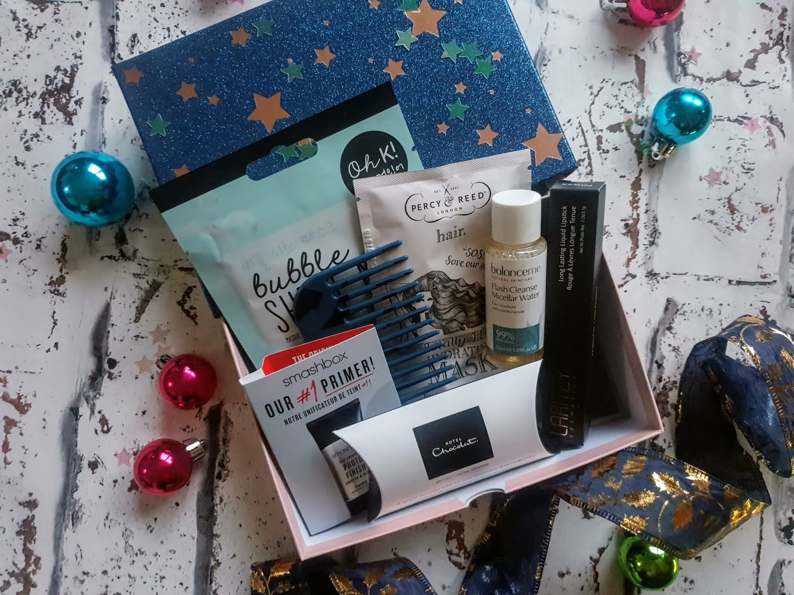 Birchbox December review