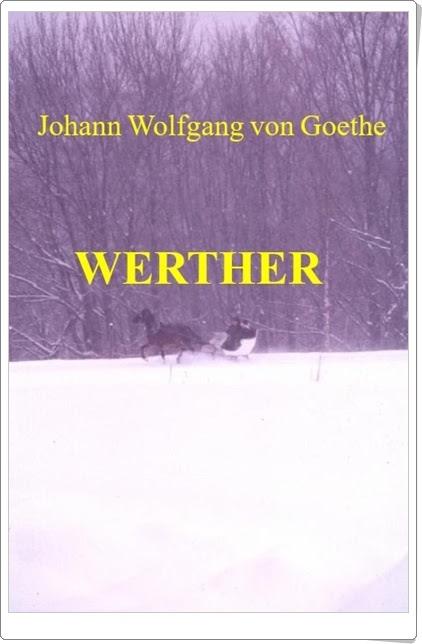 """""""Las desventuras del joven Werther"""" de Johann Wolfgang von Goethe (Libro y audiolibro)"""