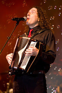 Weird Al Yankovic concert performance