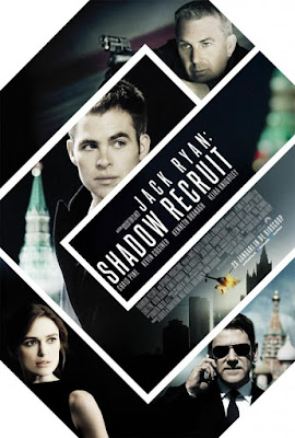Jack Ryan Shadow Recruit 2014 Dual Audio Hindi 720p HEVC BluRay 500MB