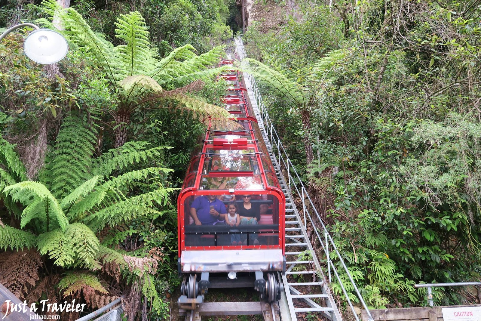 雪梨-景點-藍山-景觀世界-Railway-澳洲藍山-Sydney-Blue-Mountain-Scenic-World-Tourist-Attraction-Australia