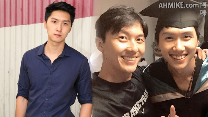 Vincent Wong(王浩信)'s Younger Brother Tony Wong(王瑋彤)