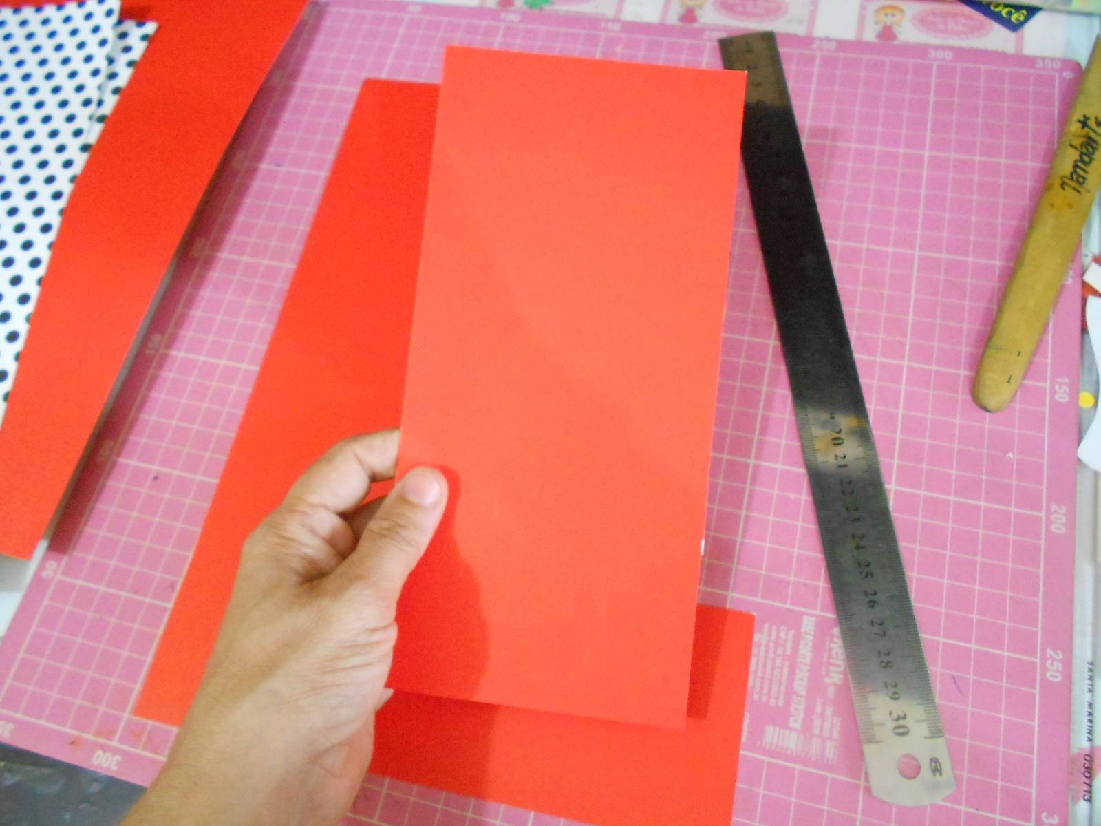 Bolsa Em Passo Fundo : Artes da nanda bahia passo a bolsa chic em papel