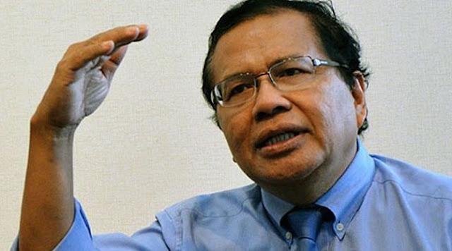 Diperiksa Bareskrim Siang Ini, Rizal Ramli Jadi Saksi