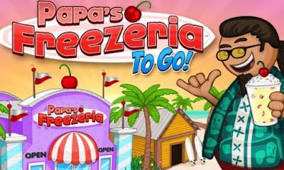Papa's Freezeria To Go! Apk for Android paid Descargar