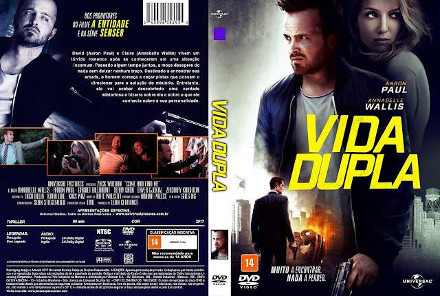 Capa DVD Vida Dupla