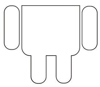 Cara Mudah Membuat Logo Android Menggunakan CorelDRAW8