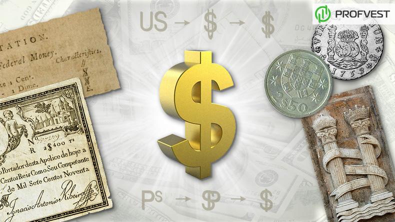 Знак доллара: символ валюты США