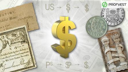 Знак доллара: происхождения символа валюты США и его значение