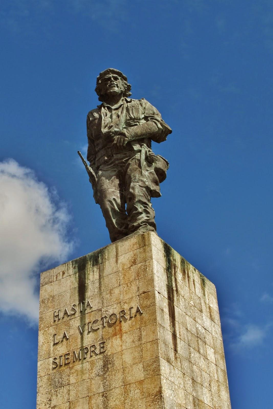 Mausoléu de Che Guevara em Santa Clara.
