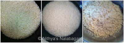 Mushroom Biryani with seeraga samba rice 1