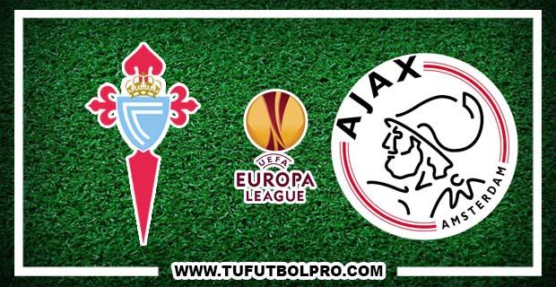 Ver Celta de Vigo vs Ajax EN VIVO Gratis Por Internet Hoy 20 de Octubre 2016
