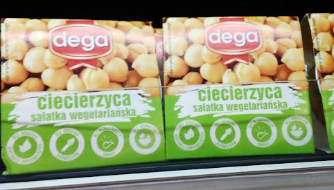 Sałatka wegetariańska, Dega