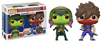 Pop! Games: Marvel vs. Capcom: Infinite Gamora vs Strider