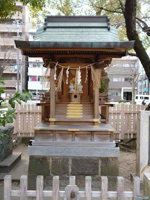 神津神社祖霊社