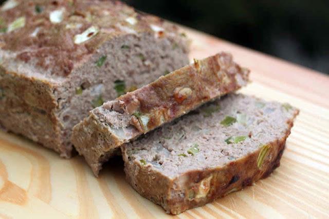 Primal Palate Turkey Meatloaf
