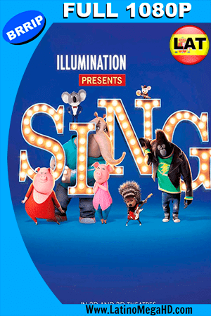 Sing: ¡Ven y Canta! (2016) Latino FULL HD 1080P ()