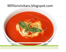 Tomato Ginger Soup