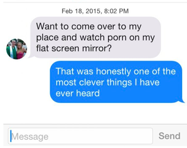 tinder pick up lines
